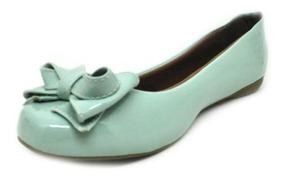 Sapatos Femininos Sapatilha Laço Infinito Dani K