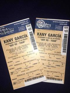 Entradas Para Concierto Kany García
