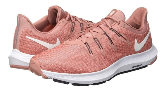 Zapatillas Nike Quest Mujer Running Training Aa7412-600