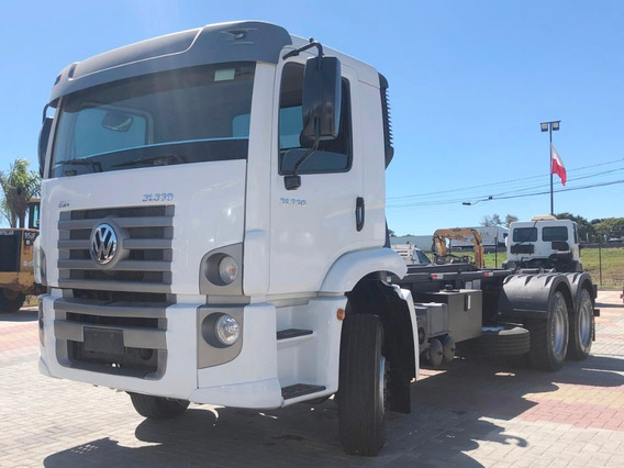 Vw 31330 6x4 2013 Rollon Busa= Rolon Mb Cargo Volks