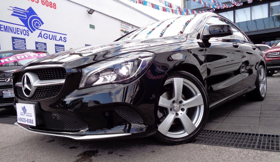Mercedes-benz Clase Cla 1.6 200 Cgi Sport At Mod.2017