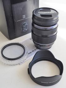 R$2799 Lente M4/3 Olympus 12-40mm F2.8 Pro Frete Gratis