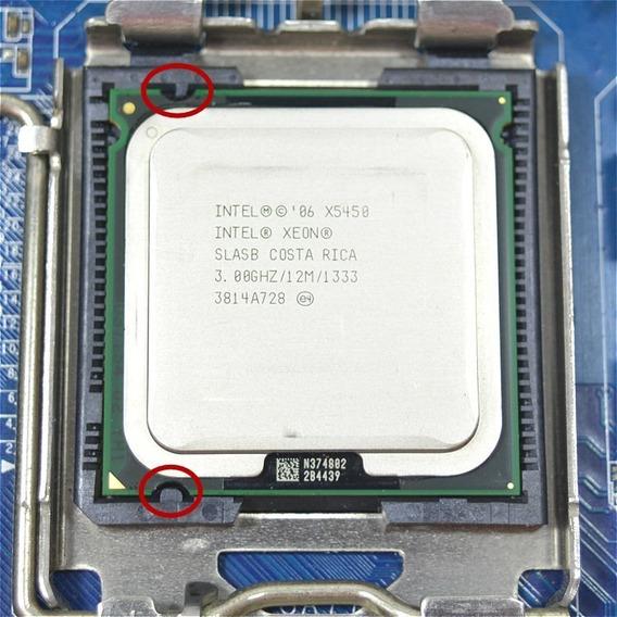 Xeon X5450 Adaptado Para O Soquete 775 Quad Core 3.5ghz