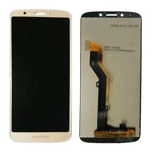 Display Moto G6 Play ( Dourado )
