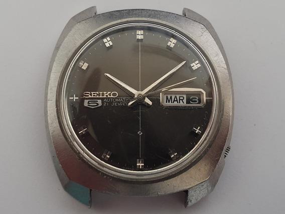Seiko 6119-7083 Autom Day-date Está Parado P/ Conserto Cx10