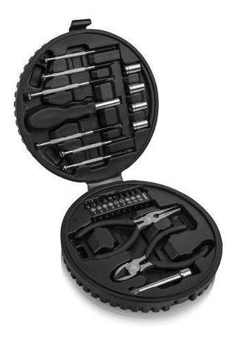 Jogo De Soquetes Chaves Com Alicate Multilaser Philips Au310