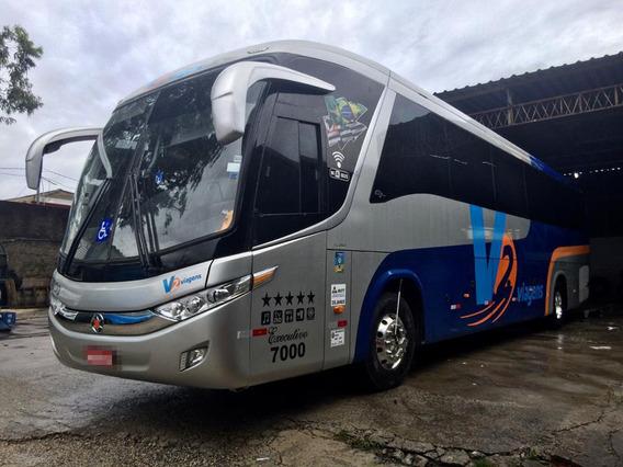 Ônibus Marcopolo Paradiso G7 1050 (ano 2012)