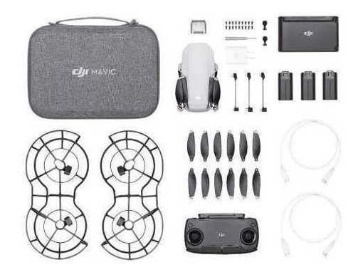 Drone Dji Mavic Mini Fly Combo More