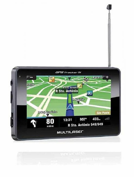 Gps Tracker Tela 4 3 C Tv+fm Entmini Usb Gp012 Ff