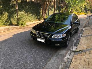 Hyundai Azera 3.3 Gls Aut. 4p 2009 Top De Linha Com Teto