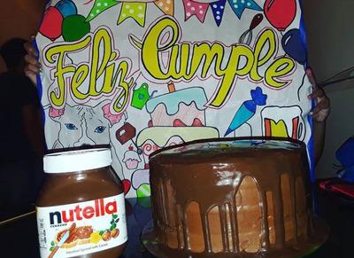 Tortas Y Mini Cakes Decorados Con Crema