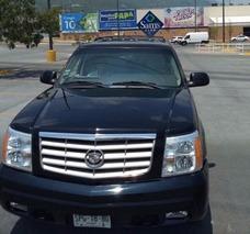 Cadillac Escalade Awd 2002 Equipada