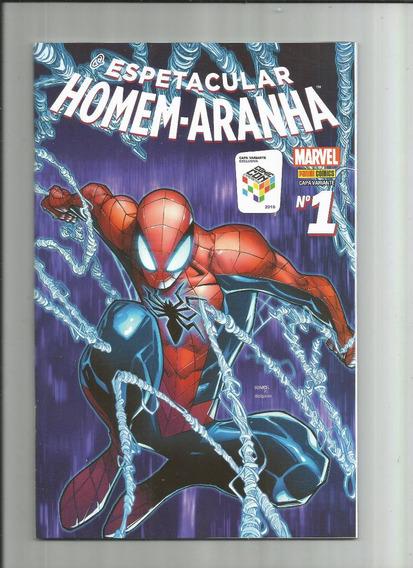 O Espetacular Homem-aranha 1 3ª Serie Bonellihq Cx84 G19