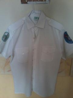 Uniforme De Paseo Con Pantalon, Camisa Y Cristina