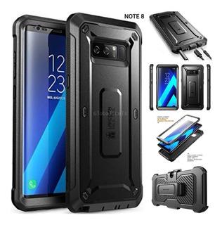Case Galaxy Note 8 9 Protector C/ Mica 100% Genuino Extremo