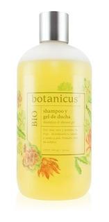 Shampoo Y Gel De Ducha Orgánico Botanicus Sin Sulfatos Ni Parabenos