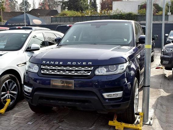 Land Rover Range Rover Range Rover Sport Awd 3.0 Aut 2016