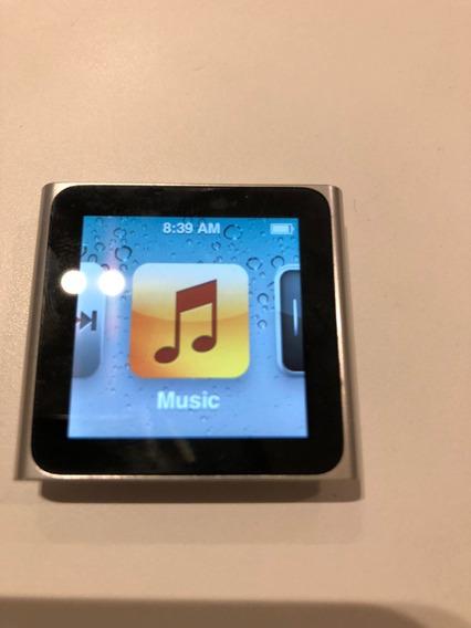 iPod Nano 6a Geração 8 Gb Usado