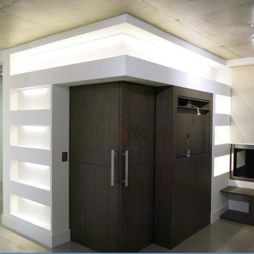 Apartamento Venda No Maxhaus Brooklin, Rua Joaquim Guarani, 485. 2 Quartos (1 Suite), 70,², Sala 2 Ambientes E 1 Vaga De Garagem. - Ap4856