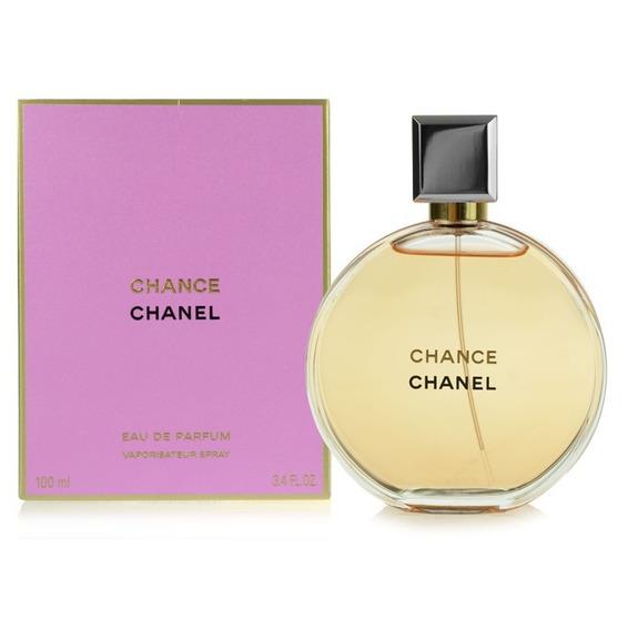 Perfume Chance Chanel 100ml Eau De Parfum Original Lacrado