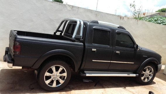 Ford Ranger 2.8 Xlt Limited Cab. Dupla 4p 2004