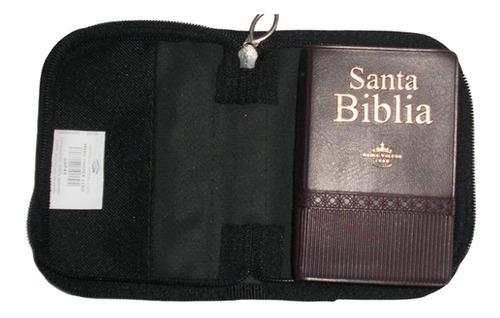 Biblia Reina Valera 1960 Mini Bolsillo Con Forro  Importado