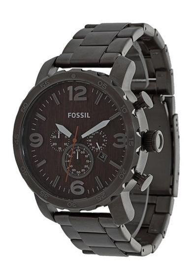 Relógio Fossil Fjr1355/z Cronógrafo Caixa Em Aço - Clocke
