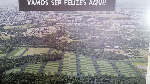 Terreno Residencial, Excelente Localização No Bairro Campestre, Próximo A Av. Laranjal Paulista. - Te0354