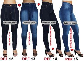 67e0beb1b Calça Jeans Tanise - Calças Feminino Vermelho no Mercado Livre Brasil
