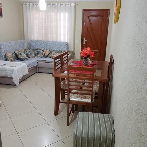 Imagem 1 de 14 de Sobrado À Venda No Conjunto Residencial Vista Verde- 11076