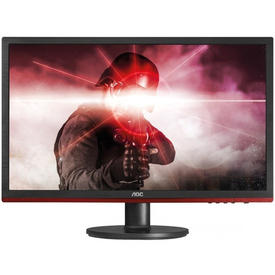 Monitor Led 21.5 Gamer Speed Widescreen Aoc- G2260vwq6