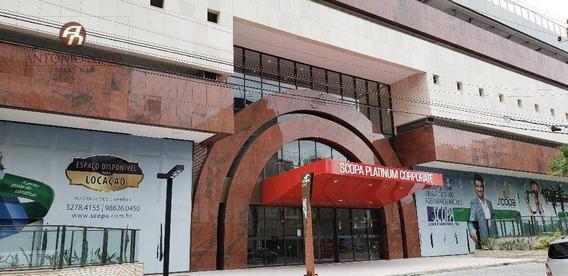Sala Para Alugar, 33 M² Por R$ 1.400,00/mês - Aldeota - Fortaleza/ce - Sa0001