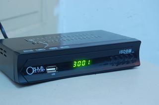 Decodificador Digital Tda Digital Tv Remoto Usb Ophyr