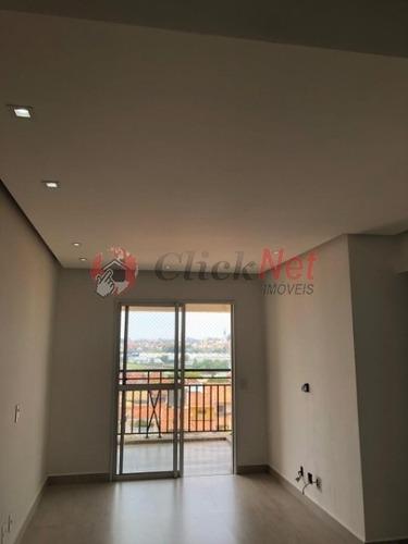 Apartamento À Venda No Bairro Vila Gonçalves Em São Bernardo - 6869