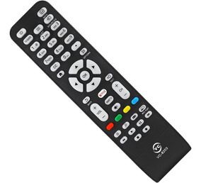 Controle Tv Aoc Netflix Le39s5970 Le43s5970 49s5970 50s5970