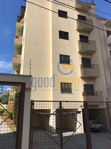Apartamento Com 3 Dormitórios - Locação - Jardim Judith - Ap0345