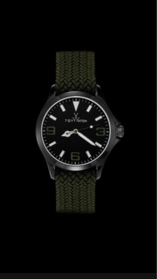 Reloj Suizo Marca Toywatch