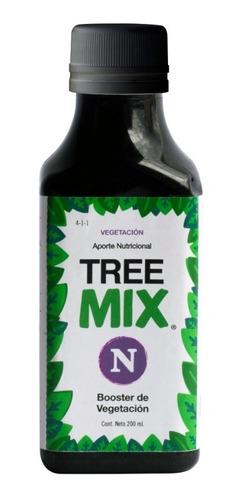 Imagen 1 de 1 de Trimix Treemix N Fertilizante X 200 Ml Mfp Growshop