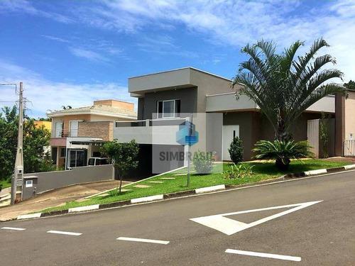 Casa Com 3 Dormitórios À Venda, 220 M² Por R$ 1.080.000,00 - Jardim Monte Verde - Valinhos/sp - Ca0414