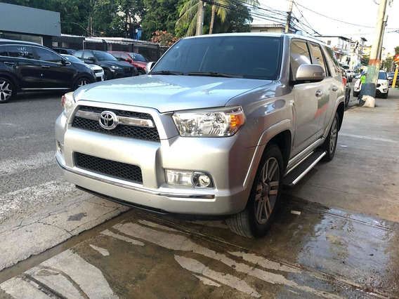 Toyota 4runner Limited 2012 Gris