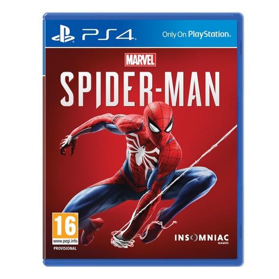 Spider Man Ps4 - Frete Grátis