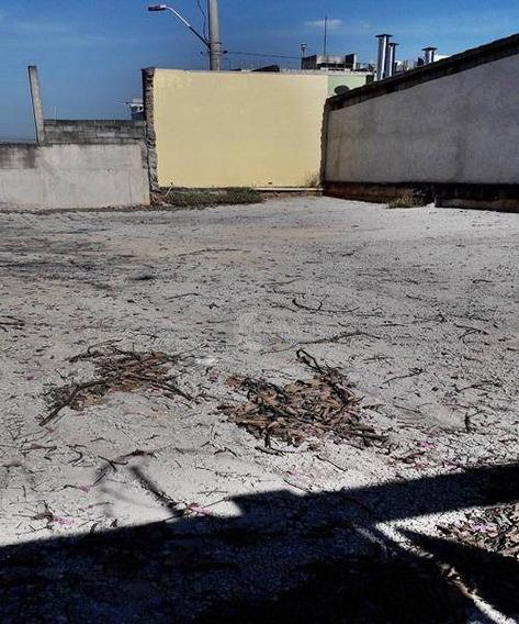 Terreno - Rudge Ramos - São Bernardo Do Campo/sp - Te0029