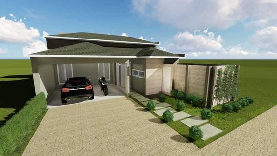 Casas Novas 4 Qtos, Suites Etc Em Roland I $ 750.mil Estuda
