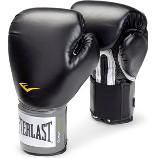 Guantes Box Everlast Pro Style Box P/bolsa Sparring + Protector Bucal Baires Deportes Distr Oficial En Oeste Gran Bs As