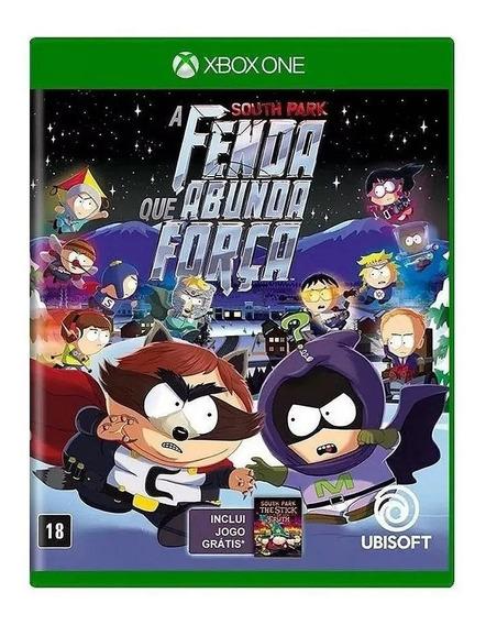 South Park A Fenda Que Afunda Força Xbox One