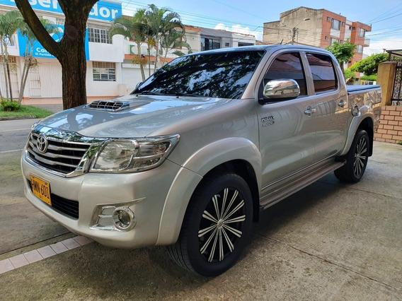 Toyota Hilux Srv Blindado 2 Plus