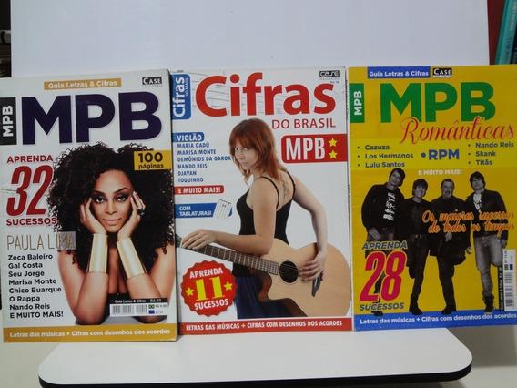 Revista Cifras Violão Mpb Romanticas Maria Gadú E Outras