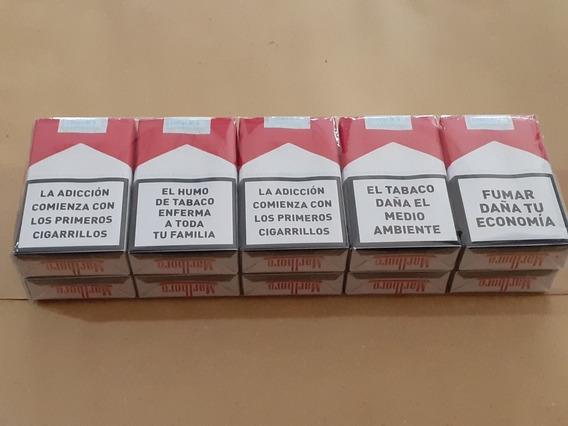 Cigarrillos Marlboro Comun 20(10 Atados.de20)envio Gratis