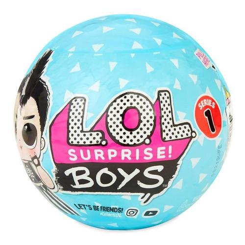 Boneco Lol - Boys Surprise