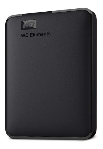 Wd Disco Duro Externo Portable 1 Tb Usb 3.0 Nuevo